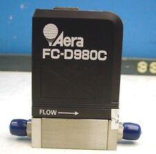 Aera FC-D980C Mass Flow Controller  -4 Multi Gas
