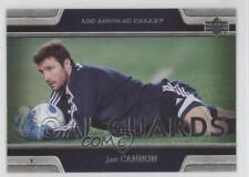2007 Upper Deck MLS Goal Guards #GG6 Joe Cannon Soccer Card