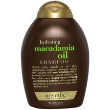 4 Pack Organix OGX Hydrating Macadamia Oil Shampoo 13 oz 385 ml