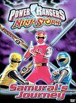 Power Rangers - Ninja Storm: Samurai's Journey (DVD, 2003) New cut on back