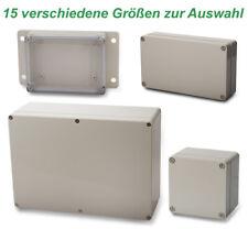 ABS Leergehäuse Industriegehäuse Kunststoff Gehäuse IP65 IP66 Gehäuse Box Kasten