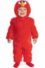 Brand New Sesame Street Light Up Elmo Toddler Halloween Costume