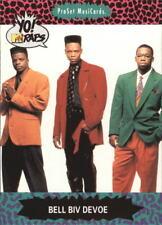 1991 YO! MTV Raps Complete Series Non-Sport - Choose Your Cards