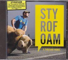 STYROFOAM - a thousand words CD