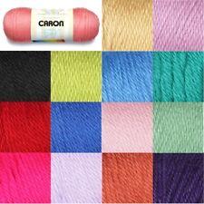 Caron Simply Soft Aran Yarn Knitting Crochet Crafts 170g Ball