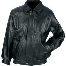 Maxam® Brand Italian Mosaic™ Design Top Grain Lambskin Leather Jacket GFCOATA