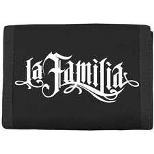 Geldbörse Brieftasche La Familia Loca Respect Honour Stolz El Loco Brotherhood