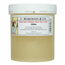 Roberson Prepared Rabbit Skin Glue - 500ml - 1 Litre