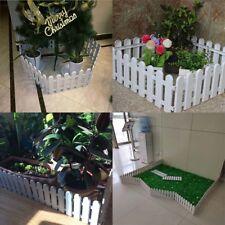 Plastic Lawn Edging Border Panel Path Fence Flexible Garden/Room NEW #CF7