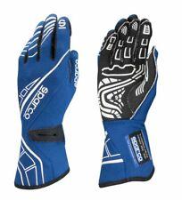 FIA SPARCO gloves LAP RG-5 BLUE rally SIZES 8 9 10 11 12