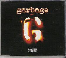 Garbage - Stupid Girl - UK 4 track CD 1