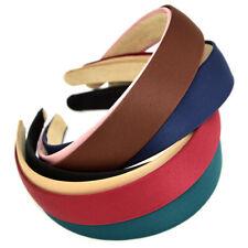 Women Fashion Wide Fabric Headband Hair Band Headwear Hair For Hair Accessories
