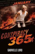 January (Conspiracy 365)