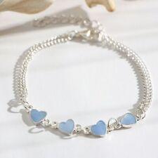 dons chaîne nouvelle coeur bracelets lumineux bracelet glow bracelet des bijoux
