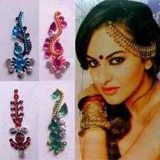 Bindis Indischer Stirnschmuck Schmuck Bollywood Body Sticker Tikka Karneval
