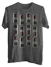 Nintendo NES Retro Videogame Controllers T-Shirt - Men's S M L XXL - New w/Tags!