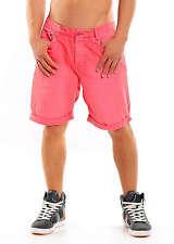 50% OFF K13060429 Herren Eight2Nine Hose Bermuda Short Aufschlag 5-Pocket rosa