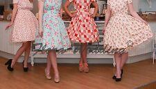 """26""""L Retro Pinup Underskirt/50s Swing Vintage Petticoat/Rock n Roll Fancy Tutu"""