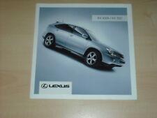 35197) Lexus RX 400h 350 Polen Prospekt 200?