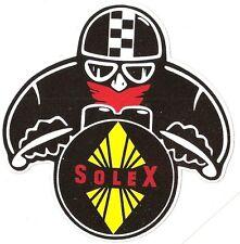 SOLEX biker Sticker