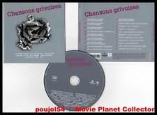 """CHANSONS GRIVOISES """"20 Titres"""" (CD) Les Frères Jacques... 2012"""