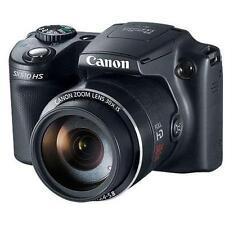 New Canon PowerShot SX510 HS 12.1 MP Digital Camera - Black