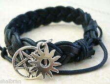 Dean Sam SUPERNATURAL Pentagram TATTOO Anti POSSESSION PROTECTION Jewellery