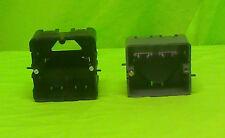 Tehalit Geräteeinbaudose schwarz L5419   grau L6716 Neuware aus Bulkverpackung