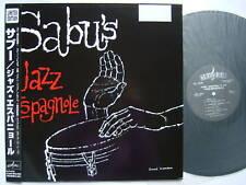 SABU MARTINEZ JAPAN LTD OBI JAZZ-ESPAGNOLE