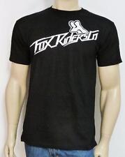 Fox Racing Riders Super Sonic Mens Black Graphic 100% Cotton T-Shirt New NWT