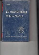 Apuleio  Le metamorfosi Sulla Magia      edizione lusso