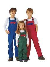 PLANAM Kinderlatzhose Latzhose Kinder Arbeitshose Kinderkleidung Gr. 86-176