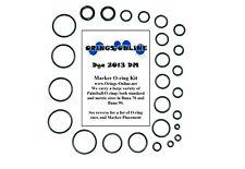 Dye 2013 DM Series Paintball Marker O-ring Oring Kit x 4 rebuilds / kits