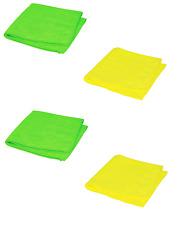 4 Stück Microfasertücher Microtücher Poliertücher Staubtuch Microtuch Wischtuch