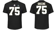 NFL T-Shirt PITTSBURGH STEELERS Joe Greene 75 HOF ER3 Receiver Trikot Jersey