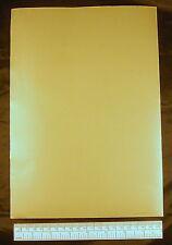 Stencil film - vinyl - transparent mid-grey ref:S 85 - A 4 sheet (210 x 297mm)