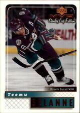 1999-00 Upper Deck MVP SE Edition Hockey Choose Your Cards