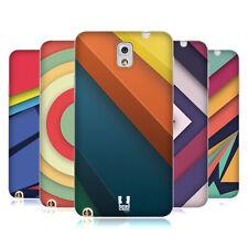 COVER HEAD CASE DESIGNS ARTE Carta colorato Soft Gel Custodia per Telefoni Samsung 2