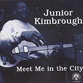 Meet Me in the City, Kimbrough, Junior, Very Good CD