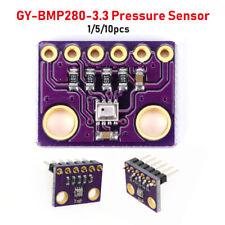 New BMP280 I2C Precision Digital Barometric Pressure Sensor Board Module 3.3v UK