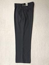 George Flat Front Grey Stripe Dress Pants Boys 12 *NEW*