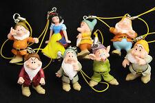 Disneys Snow White 7 Dwarfs: Grumpy, Sleepy, Dopey, Doc, Happy, Sneezy & Bashful