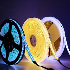 5M 3528 2835 SMD 240LEDs/m led Strip Light Flexible Warm White RGB tape 24V 12V