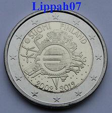 Finland 2 euro 10 jaar Euro 2012 UNC