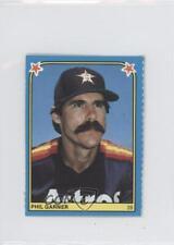 1983 Fleer Baseball Album Stickers Separated 205 Phil Garner Houston Astros Card
