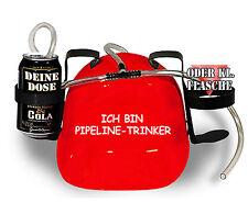 BERE IL CASCO barattoli e supporto per bottiglia TUBOLARE Pipeline Trinker 11820