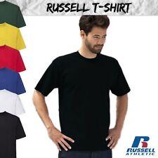 Russell T-Shirt | Silver Label Athletic | R-180M S M L XL 2XL 3XL 4XL XXXL XXXXL