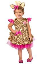 Premium Gigi the Giraffe Child Girls Costume Dress Headband NEW