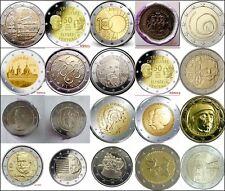 2 EURO CONMEMORATIVOS 2013 - TODOS LOS PAISES
