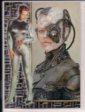 Star Trek Voyager Profiles 7 of 9 card number 1